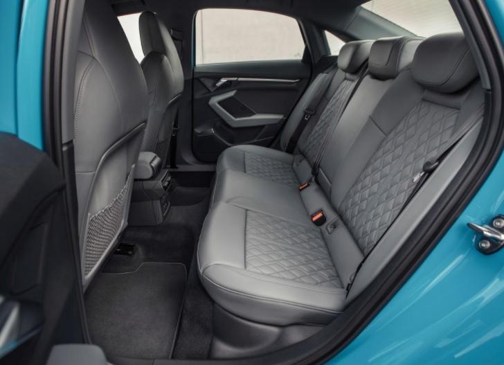 2021 Audi A3 Sedan Bagaj Hacmi ve Diğer Ölçüler (1.5 TFSI ...
