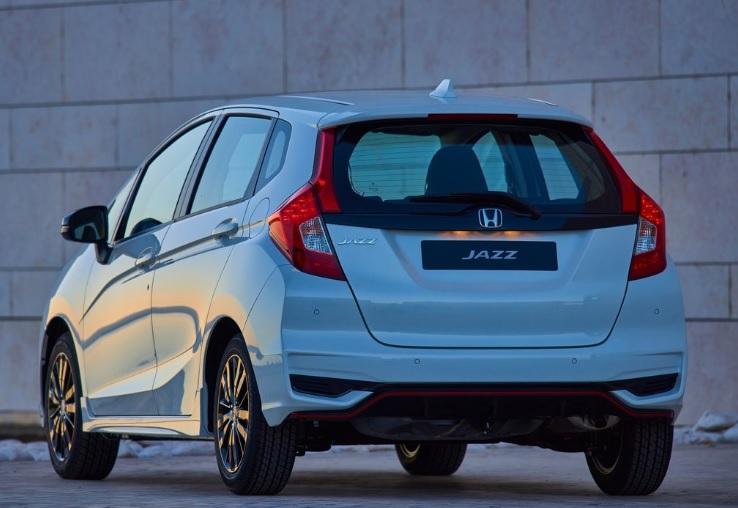 2019 Honda Jazz Bagaj Hacmi ve Diğer Ölçüler (1.5 Dynamic ...