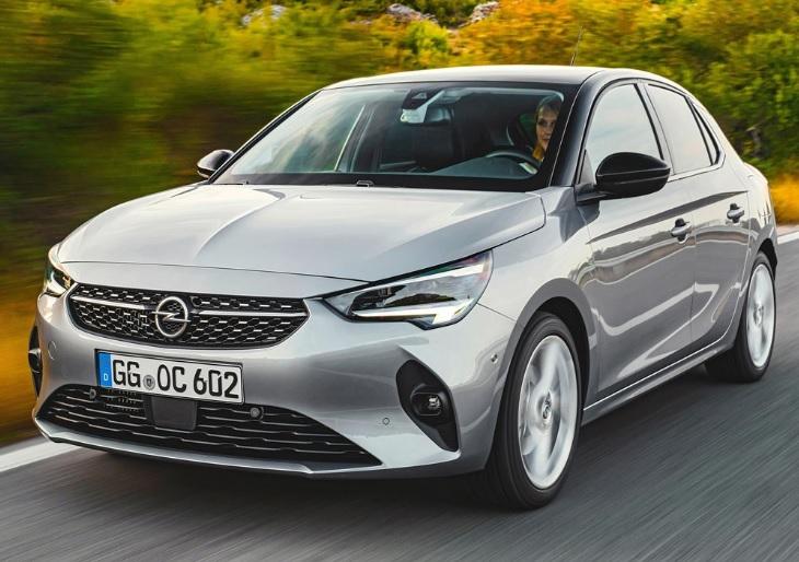 2021 Opel Corsa Bagaj Hacmi ve Diğer Ölçüler (1.2 Elegance ...