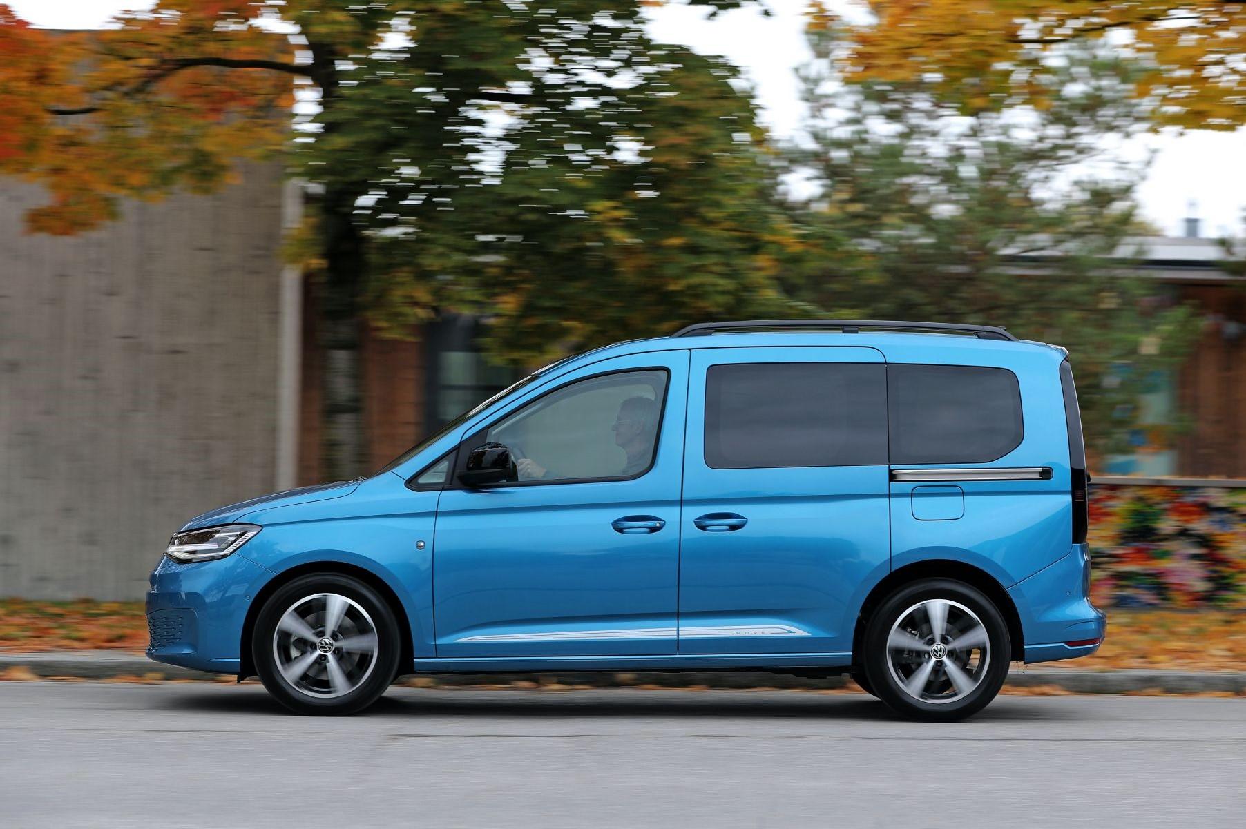 2021 Volkswagen Caddy 2.0 TDI (122 Beygir) Life ...