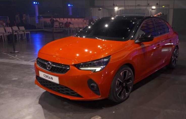 2020 Model Opel Corsa F Motor & Donanım Seçenekleri ...