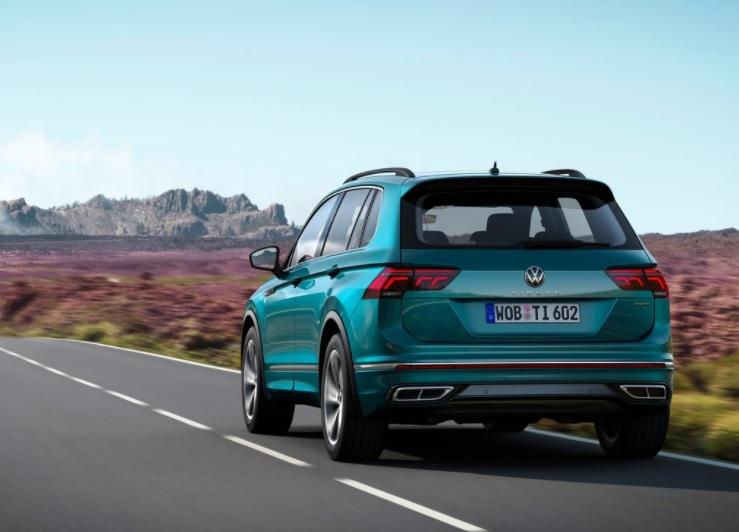 Volkswagen Yeni Tiguan İncelemesi: Özellikleri, Fiyatı ve ...